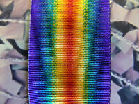 Full Size Medal Ribbon - Victory Medal WWI