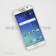 Samsung Galaxy S6 SM-G920F 32GB White Pearl Unlocked Grade B Condition