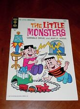 THE LITTLE MONSTERS #10 (GOLD KEY 1967) NM- cond. (9.2) FILE COPY High Grade!!