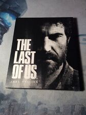The Last Of Us Joel Edition Artwork Case PS3 Game