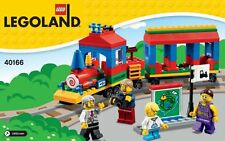 LEGO Exklusiv / Exclusive - 40166 LEGOland Zug / Train - Neu & OVP