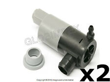 Land Rover Range Rover (2006-2009) Washer Pump Front and Rear (2) BLUE PRINT