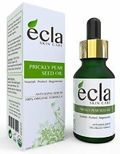 Ecla Prickly Pear Seed Oil also called Barbary Fig Seed Oil 100% Pure USDA Serum