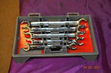 Craftsman Flare Nut Wrench Set 5 pc. Metric