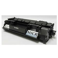 HP CF280A, 80A MICR Toner Cartridge Compatible HP LaserJet Pro 400, 400 MFP