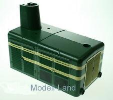 Motorhaube lang grün Diesellok Schöma LGB 21602-E005 Ersatzteil NEU