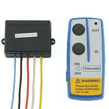 WIRELESS WINCH REMOTE Control SWITCH lift gate dump bed 12v volt tow truck
