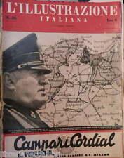 Mussolini Chamberlain Patto russo germanico Piero Colonna Abuna Messias Ciclismo