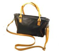 WOMEN'S BAG GENUINE LEATHER MADE HANDCRAFTED, MOD: AMBRA 012