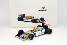 Nelson Piquet Williams FW11B #6 Weltmeister GP Japan Formel 1 1987 1:18 Spark