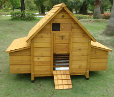 CHICKEN HEN HOUSE COOP POULTRY ARK RUN BRAND NEW
