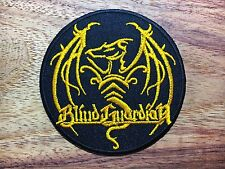 Blind Guardian Embroidered Patch Sew Iron On Applique Heavy Power Metal Rock DIY