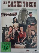 Der lange Treck - komplette Serie, 4 DVDs - Aufbruch nach Kalifornien, Chisholms