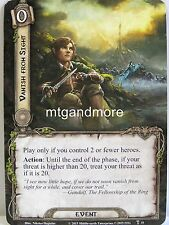 Lord of the Rings LCG - 1x vanish from sight #011 - Flight of the Stormcaller
