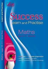LETTS KS2 SUCCESS LEARN PRACTISE MATHS AGE 10-11 LEVEL 5 REVISION QUESTIONS ANSW