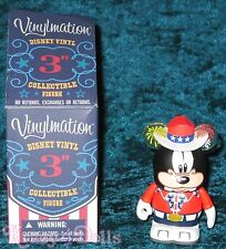 """Disney Independence Day 2014 LE of 2500 Goofy Vinylmation 3""""  NEW with Box!"""