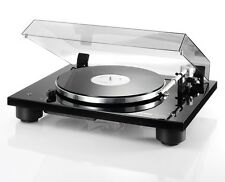 Thorens TD 206 Turntable - Including TP90 Tonearm / AT95 Cartridge - Gloss Black