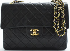 CHANEL 2.55 Tasche Must-Have Bag Matratze Elegante Timeless Matelace 25x18x7.5cm