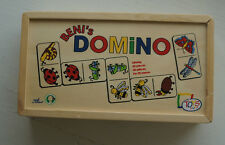 Toys Pure Beni's Domino made of wood in wood box