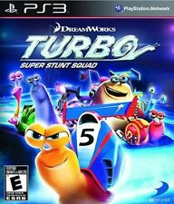 NEW SEALED ~ Sony PlayStation 3 PS3 ~ RARE GAME!!! Turbo: Super Stunt Squad