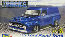 Revell 1/24 Ford Panel Truck Plastic Model Kit 85-4337  854337