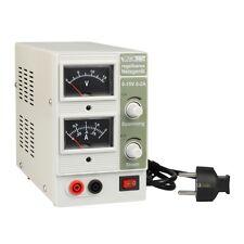 """regelbares Labornetzgerät """"CTL-1502"""" 0-15V 0-2A / 30 W Netzgerät Labornetzteil"""