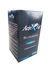 Acte Fat Slimming - 5 Boxes = 250 Capsules - Dietary Supplement - Weight Loss