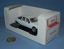 STARTER 1/43 : CITROEN GS SPECIALE BERLINE  (FONDS DE STOCK)