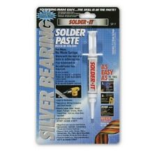 Solder It Silver Bearing Solder Paste, 7.1 Gram Syringe SP-7