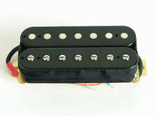 Artec 7-String Guitar Hot Humbucker Bridge Pickup Black