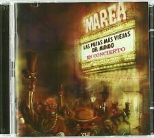 Marea - Las Putas Mas Viejas Del Mundo [New CD] Spain - Import