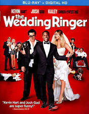 THE WEDDING RINGER (Kevin Hart) Blu-Ray [K267]