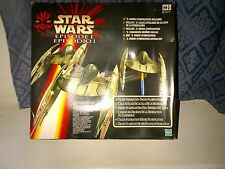 STAR WARS - TRADE FEDERATION DROID STAR FIGHTERS - EPISODE 1 - in original box