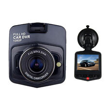 Full HD 1080P Car DVR Video Dash Camera Vehicle Recorder Black Box Rear View Cam