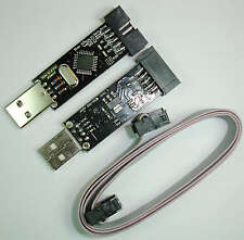 USBASP Programmer Double Power 3.3V/5V
