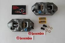 Brembo M4 Radial Monoblock Bremszangen 100 mm für BMW S 1000 RR / HP4  220988530