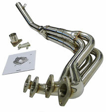 BECKER Exhaust Header Manifold For 1976 To 1988 Porsche 924 2.0L 2.4L