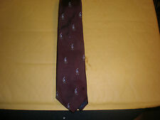 """RALPH LAUREN POLO BOY'S TIE NEW NO TAG APPROX. 41"""" LONG"""