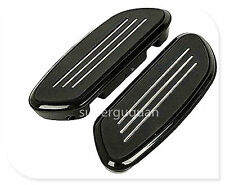 Streamline Rear Floorboards Footboard for 93-16 14 Harley Touring FLT FLHT FLHX