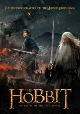 POSTER THE HOBBIT LORD OF THE RINGS BATTLE OF THE FIVE ARMIES BILBO GANDALF 16