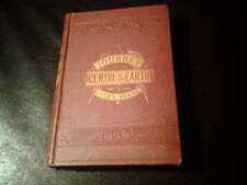 Jules Verne First Edition Journey To The Centrer Of The Earth 1874