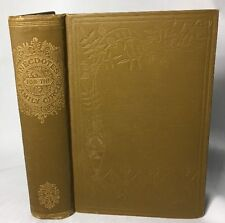 Antique 1880s Anecdotes For The Family And Social Circle American Tract Society