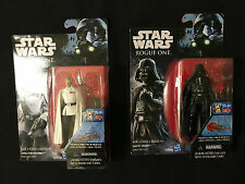 "New Star Wars Rogue One Director Krennic & Darth Vader 3.75"" Wave 2 Figure lot"