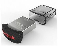 SANDISK ULTRA FIT 32GB 32G 32 G GB USB 3.0 130MB/SEC FLASH DRIVE MINI NANO NEW