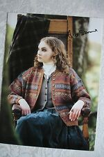 Alice Starmore autograph Fair Isle Celtic Collection Vogue Knitting Fall 1994