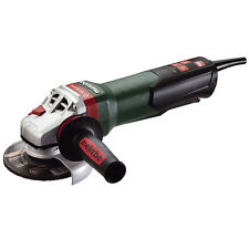 Metabo PADDLE SWITCH ANGLE GRINDER WPB12125Q 125mm 1250W, Quick Nut*German Brand