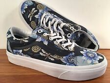 VANS New Old Skool Dragon Floral Vault Lady size 7
