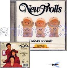 """NEW TROLLS """"IL SALE DEI..."""" RARO CD - RENATO ZERO"""