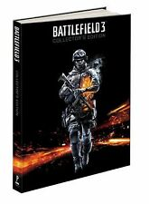 BattleField 3 collectors edition Prima strategy guide NEW SEALED