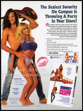 SORORITY HOUSE PARTY__Original 1994 Trade AD promo__AVALON ANDERS__APRIL LERMAN